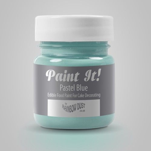 RD Paint it! Colours - Pastel Blue 25ml