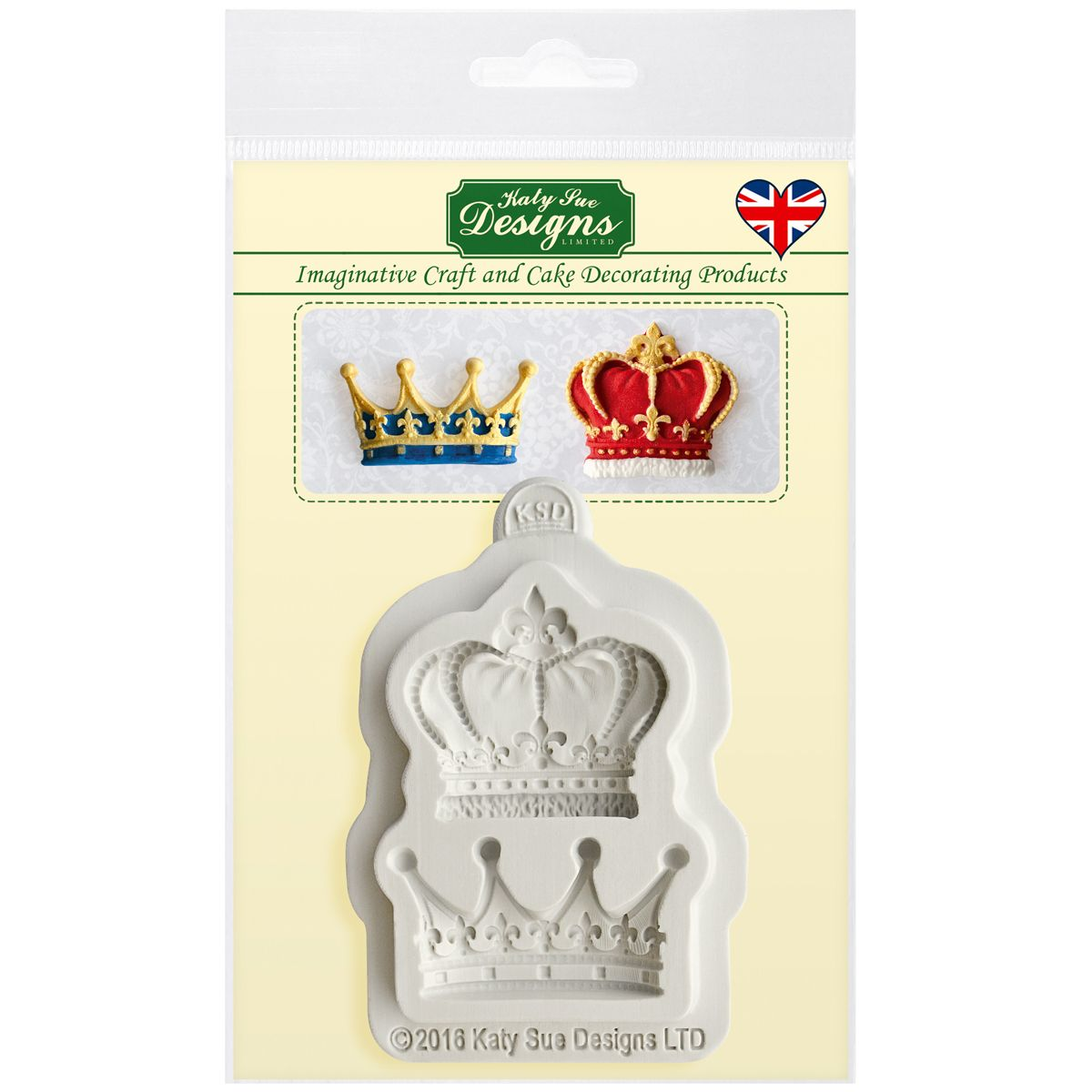 Forma Korunky, CE0042 Katy Sue Mould Crowns
