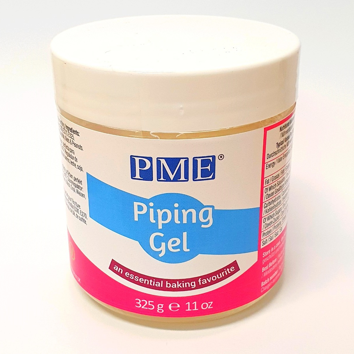 Piping gel 325g - PME